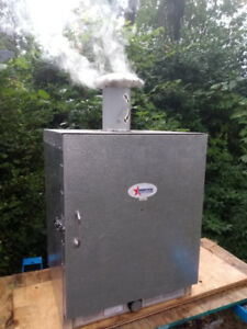 Omcan 20 pound smoker/ jerky maker