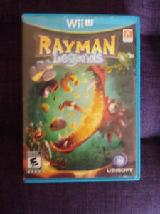 Rayman Legends for Wii U - Complete