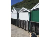 ALUM CHINE BEACH HUT WINTER RENTAL ***6 MONTH LET ***