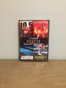 "4 Films ""Disaster Collector's Set"" DVD"
