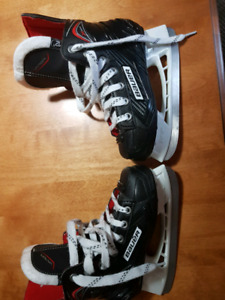 Bauer skates youth size 12