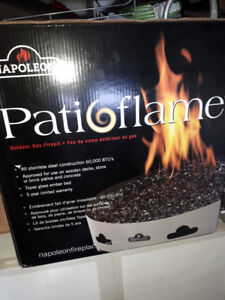 Brand New Patioflame Napoleon Firepit