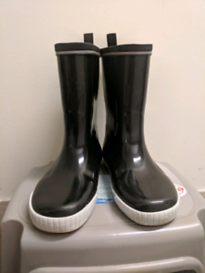 Women's rain boots size 38 (US 7.5) PRICE NEGOTIABLE