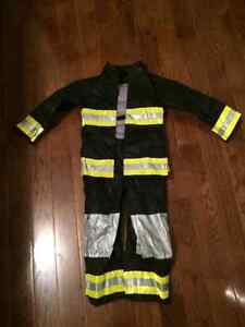 3/4T firefighter costume