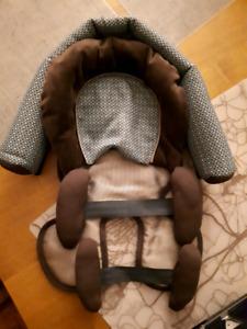 Infant Car Seat Head & Neck Rest