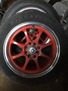 Mags 4 nuts universelles 15'' Konig et 17'' RTX