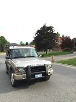 2004 Land Rover Discovery 2 - *best offer*