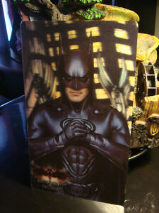 "BATMAN & ROBIN-COLLECTION-3D FLIPCARD-CARTE/CARD (6"" X 12"")"