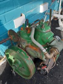 Stewart turner marine engine