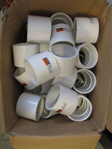 "Gas Venting 636 Coupling 3"" 60 Pieces"