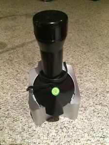 Yonanas machine Stratford Kitchener Area image 1