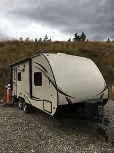Evergreen Ascend Travel trailer
