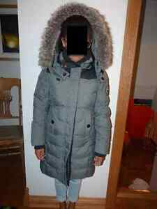 Manteau d'hiver X-Small NOIZE Winter jacket CHATEAUG/ LONGUEUIL