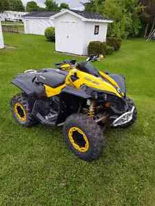 2010 Can-Am Renegade 800R XXC - $7,500
