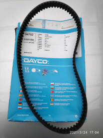 Timing Belt 94792 DAYCO HIGH QUALITY