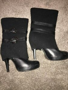 Size 7.5 women's boots, excellent condition