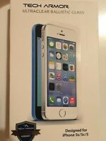 iPhone 5s/5c/5 Glass Screen Protector