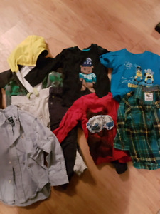 2T to 3T boys clothes
