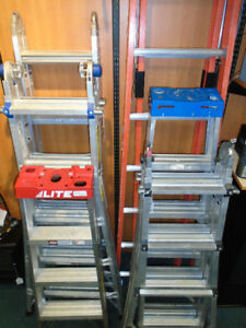 LADDERS - STEP, MULTI-TASK, TELESCOPIC ($35-$189)