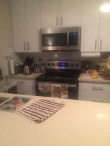 New Apartment Suite for rent 2BR. Near SFU, Students Welcome