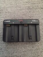 Canon LP-E4, LC-E4 battery and charger