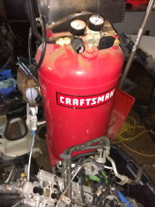 Compressor never used 26 gallon