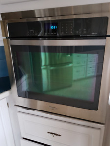 Whirlpool Gold Series Single Wall Oven