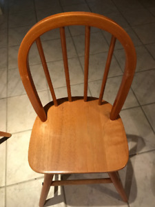Ikea Junior Chair - Wood - Like New