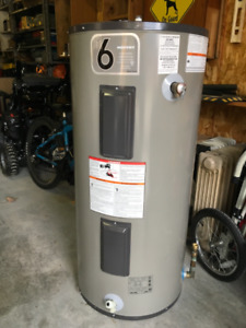 Hot water tank (electric)