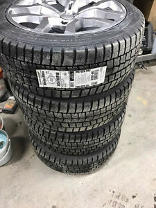 Audi A6, A7, A8  - Winter Tire Package - Brand New 245/45/19