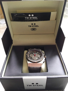 TW Steel David Coulthard Edition