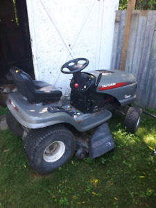 Craftsman riding mower for sale