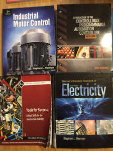 NBCC Electrical Textbooks