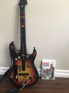Guitar for Wii