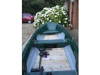 14ft fishing boat / dory / dingy