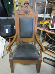 Vintage King Size Chair