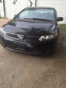 2007 Honda Civic Ex safety