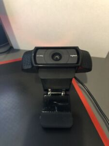 Logitech C920 Webcam HD