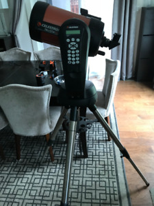 NEXSTAR 6SE COMPUTERIZED TELESCOPE PACKAGE AND ACCESSORIES