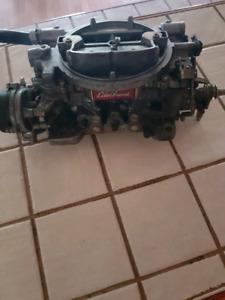 carburateur edelbroock v8$ 250$