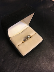 Engagement Ring - Valued at $1400.00 (have appraisal)