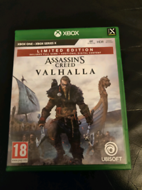Assassin's Creed Valhalla Xbox One+Series X