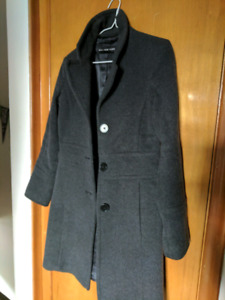 Marc New York wool and cashmere coat