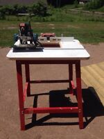 Router/table