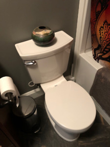 Nearly New Low Flow Toilets $50/each