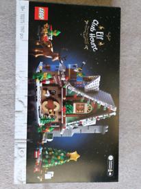 Lego Elf Club House 10275