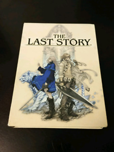 Wii Game: The Last Story