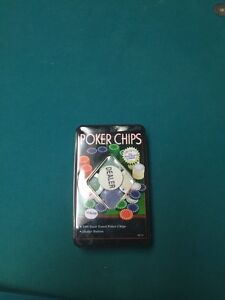 Small Poker chip set