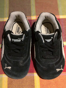 Puma Shoes-Toddler-Size 7