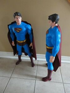 SUPERMAN RETURNS GENUINE MATTEL INC 2006 ACTION FIGURE 30 inTALL London Ontario image 6